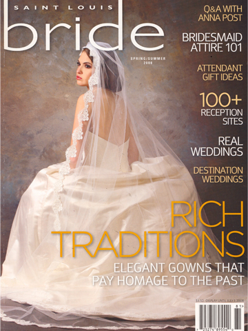 Saint Louis Bride<br>Spring/Summer 2008