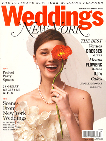 New York Weddings<br>Summer 2008