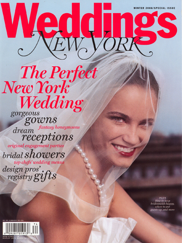 New York Weddings<br>Winter 2008