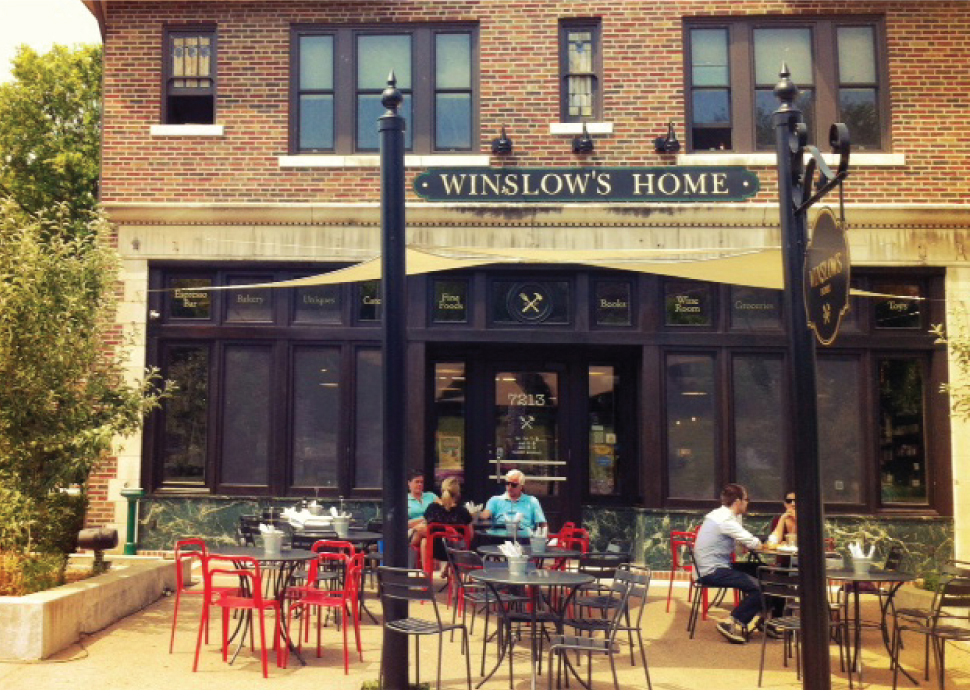 Image result for winslow's home