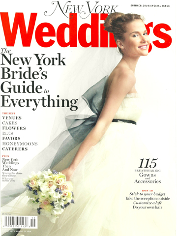 New York Weddings<br>Summer 2010