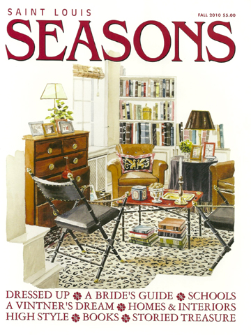 Saint Louis Seasons<br>Fall 2010
