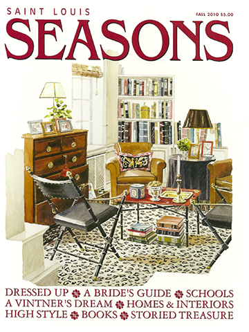 Saint Louis Seasons<br>Holiday 2010