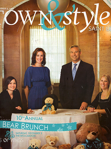 Town & Style Saint Louis<br>November 2011