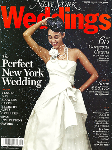 New York Weddings<br>Winter 2011