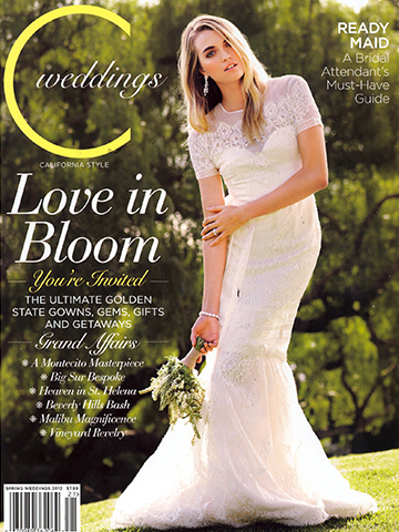 C Weddings<br>Spring 2012