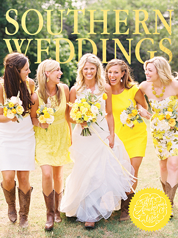 Southern Weddings<br>Volume V