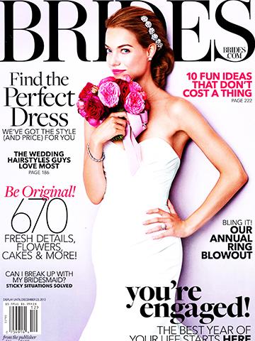 Brides<br>December 2013