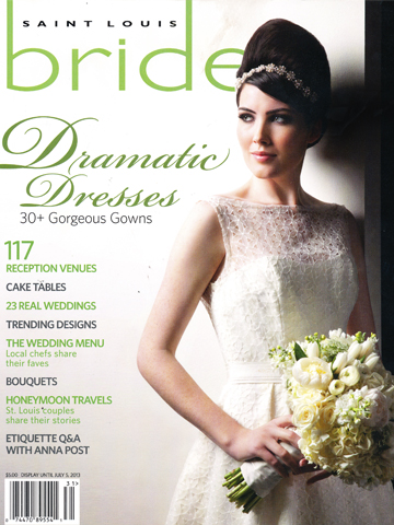 Saint Louis Bride<br>July 2013
