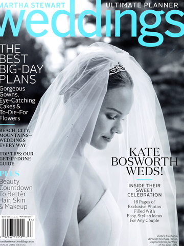 Martha Stewart Weddings<br>Winter 2014