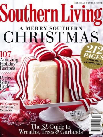 Southern Living<br>December 2014