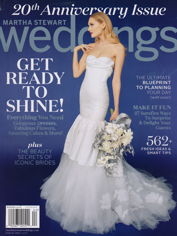 Martha Stewart Weddings<br>Winter 2015