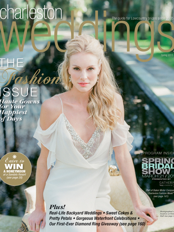 Charleston Weddings<br>Spring 2015
