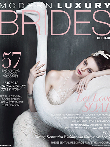 Modern Luxury Brides<br>Summer 2015