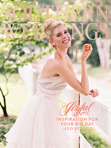 Southern Weddings<br>Volume 8