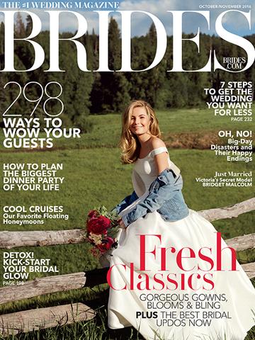 Brides<br>October/November 2016