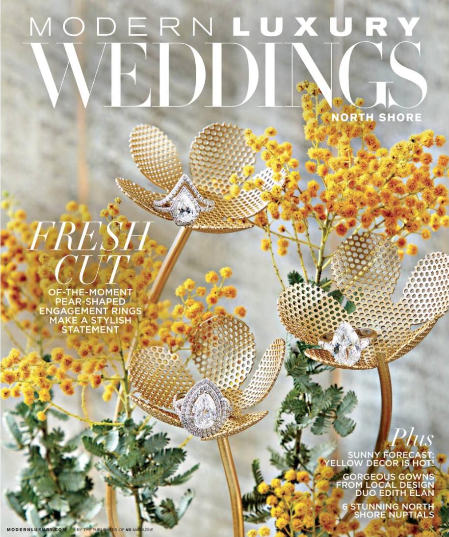 Modern Luxury Weddings<br>North Shore