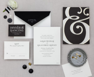Ampersand Series: Classic Wedding Invitation