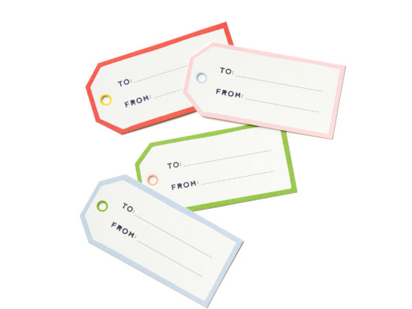 All-Occasion Gift Tags