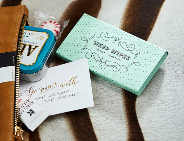 Tissues for Bridesmaids