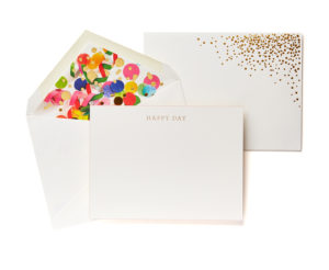 Happy Day  Boxed Stationery