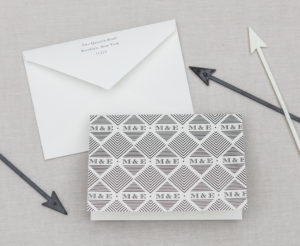XOXO Boxed Stationery
