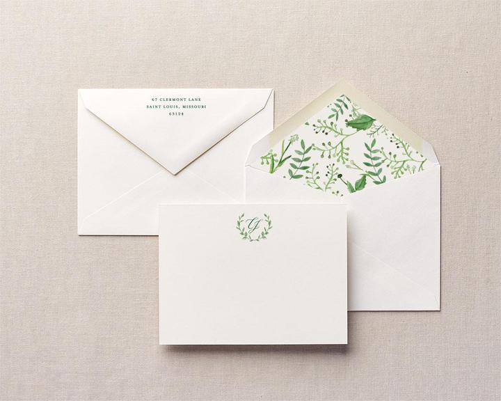 nature notecards