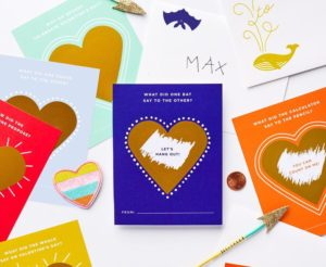 Scratch-Off Valentine's Day Card