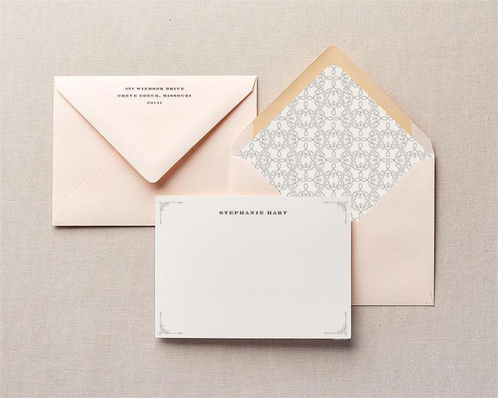 personalized stationery for grandma