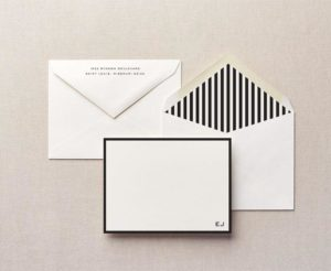 Most Meticulous Personalized Stationery