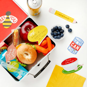 lunch box notes healthy lunch