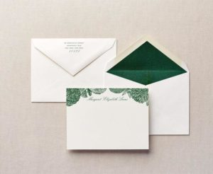Garden Heights Personalized Stationery