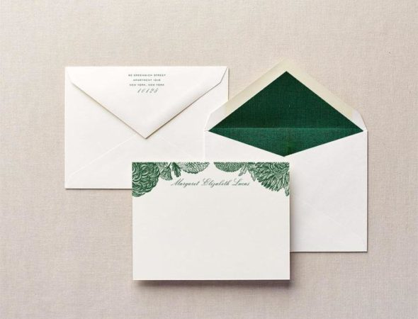 stationery for christmas