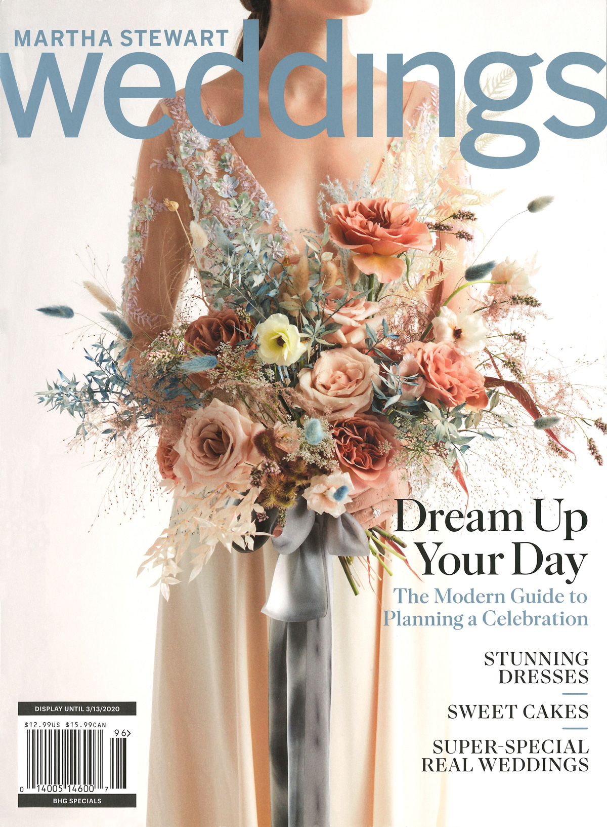 Martha Stewart Weddings<br>Annual Planner 2019/2020