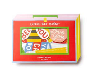 Includes Lunch Box Packaging